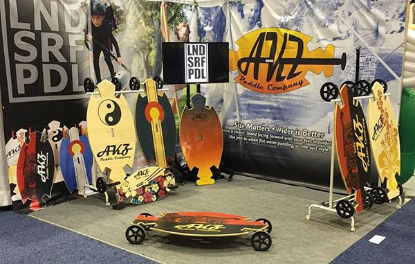 AKZ paddleboards