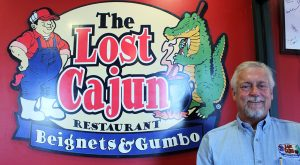 greg jones in lost cajun