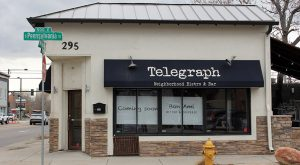telegraph storefront
