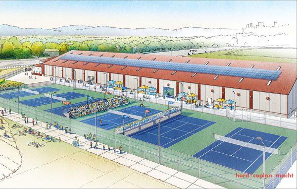 denver tennis park rendering