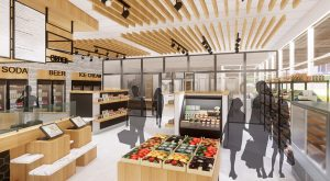 choice market rendering