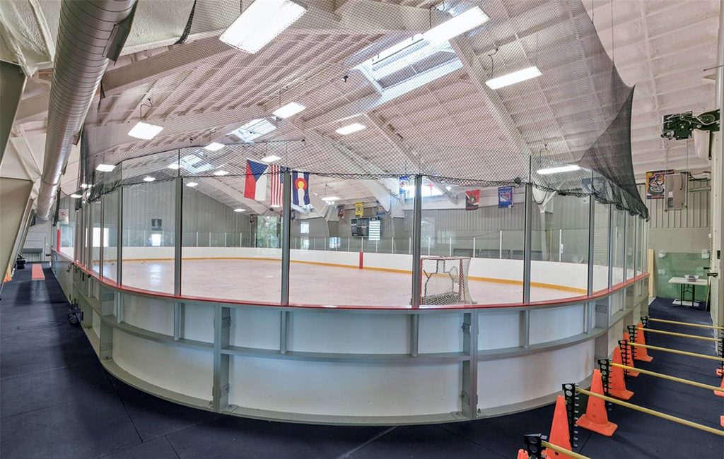 Former Avalanche Star Lists Parker Home Rink Included