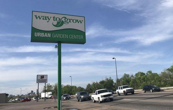 way to grow sign