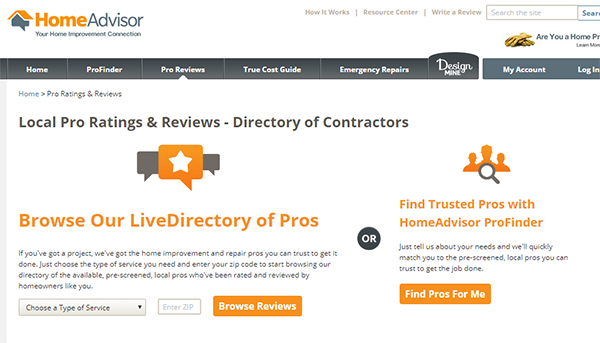Contractors sue HomeAdvisor, say site's leads are 'overwhelmingly