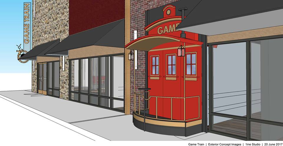 Train Themed Board Restaurant Planned For Highlands Ranch