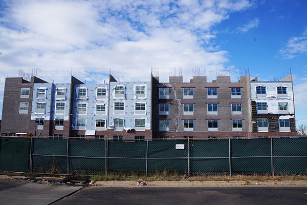 Developer with hotel under construction files Chapter 11 bankruptcy