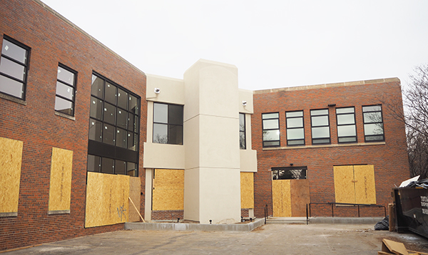 Wellness marketplace' planned as former school at Federal