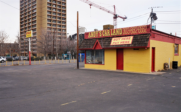 Former West Colfax used car lot fetches $1.5M; redevelopment planned - BusinessDen
