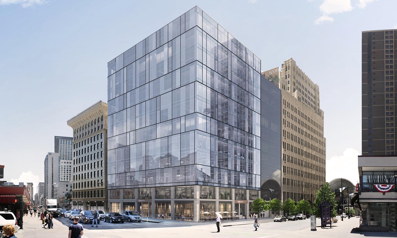 Former Centurylink Building In Downtown Denver Set For