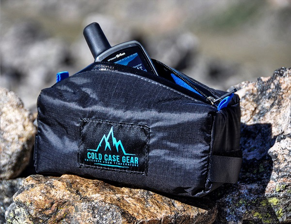 Outdoors startup tests market for insulated pouch